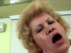 Kinky fat pussy granny sharing secret..