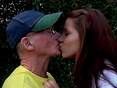 Old young Hardcore ANAL for BEAUTIFUL..