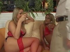 Hotiet Mandy Bright and Sarah James..