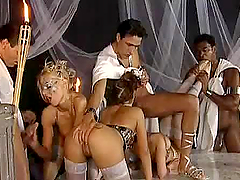 Toga Party A Cover For Group Sex