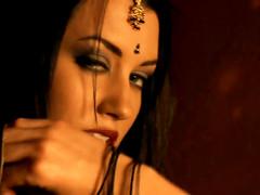Exotic beauty Deva Dassis exposing her..
