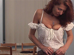 Great masturbation game for a mature..