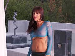 Gia Dimarco wants to feel her lover's..