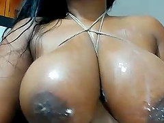 Big Boobs Ebony Squirts So Damn Fine