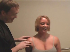 Beautiful Young Blonde Wife Big Tits..