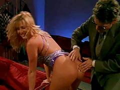 Busty model wants to feel a horny..