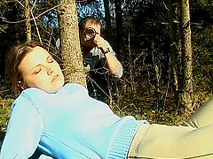 Cute teen gets plowed by her much..