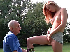 Young Old Porn Beautiful Teen Giving..