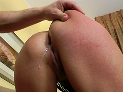 Tasting Mila Ramos and getting her wet..