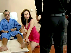 Sabina Black betrays her husband and..