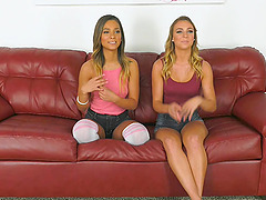 Stunning Jaye Summers and Zoey Taylor..
