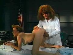 Kinky doctor seduced a couple of randy..