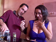 Big breasted MILF Persia Monir wants..