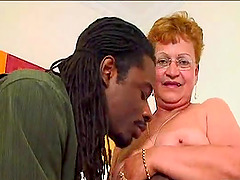 Alejandra and Blanca have a blast with..