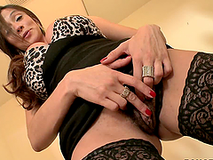 Busty Mommy Gets One Hell Of A Fuck