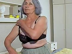 Gray Haired Grandma Lesbian Shows..