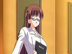 (卡通)理英先生の個人授業~..