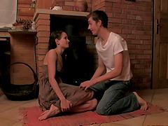 Amateur Couple Having Homemade Sex