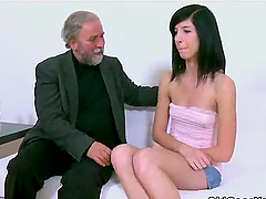 Alisa is having sex with her boyfriend..