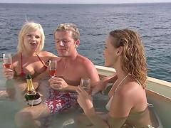 Tarra White has come to the Caribbean..