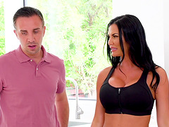 Two horny MILFs Courtney Taylor and..