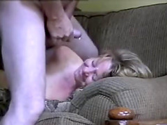 Mature amateur couple with with..