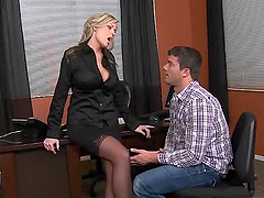 Hot Darcy Tyler gets fucked by her..