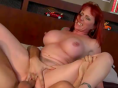 Redhead Mommy's Hot Friend Kylie..