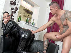 Orgy with Simony Diamond and other..