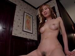 Passionate Yuna Hayashi thrives in..