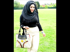 Turkish, Arabic and Asian hijab-mix..