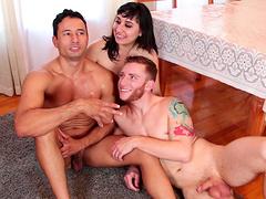 Amazing Alura Jenson and hot girls..