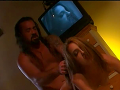 Hardcore Anal Scene With The Beautiful..