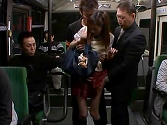 Kaori Maeda gets hotly fucked by a few..