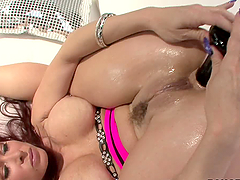 Anal with big tits hot milf slut Tiffany Mynx