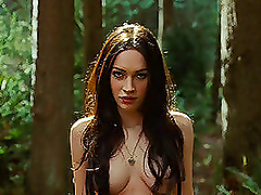 Erotic movie scenes with sexy Megan..