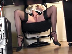 stockings porno