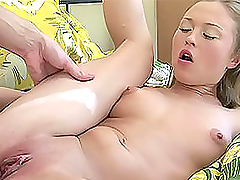 Hardcore Sex With A Stiff Cock For A..