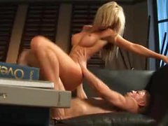 Fake tits Kayden Kross hardcore sex