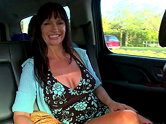 Lustful Euro MILF Having Sex and..