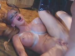 Sexy Fucking In Weird Futuristic Video