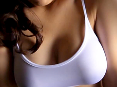 Hot Asian Babe Gives One Hell Of a Hot..