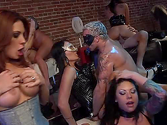 Hardcore Cock Sucking Freaks In Wild..