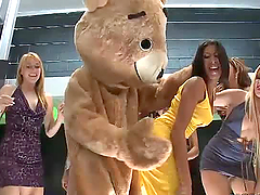 Dancing Bear Fucks Latina Kayla..