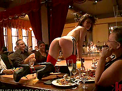 Hot Party in the BDSM Mansion