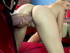 Lexi Belle Enjoys a threesome Fiesta..