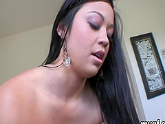 Asian Girl Takes Dick after Passionate..