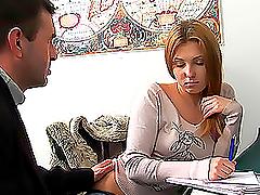 Perverted Teacher Fucks an Innocent..