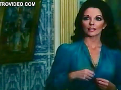 Gorgeous Joan Collins Is Forced To..