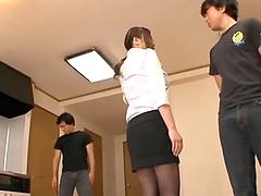 Ruri Saijo Hot Busty Fucking